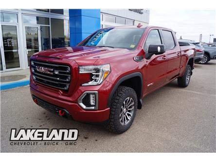 2020 GMC Sierra 1500 AT4 (Stk: ST2017) in St Paul - Image 1 of 26