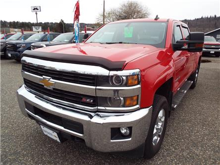 2015 Chevrolet Silverado 3500HD LT (Stk: 20016A) in Quesnel - Image 1 of 8