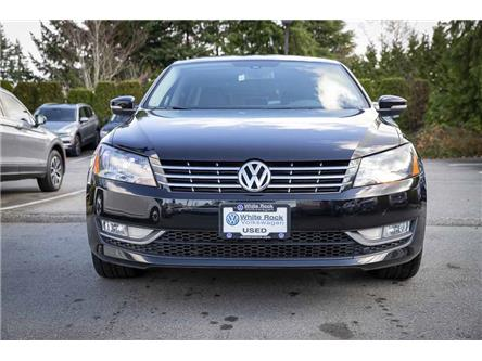 2014 Volkswagen Passat 2.0 TDI Highline (Stk: VW0994) in Vancouver - Image 2 of 20
