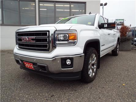 2015 GMC Sierra 1500 SLT (Stk: 8710) in Quesnel - Image 2 of 29