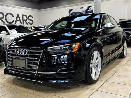 2016 Audi S3  (Stk: AP2011) in Vaughan - Image 1 of 25