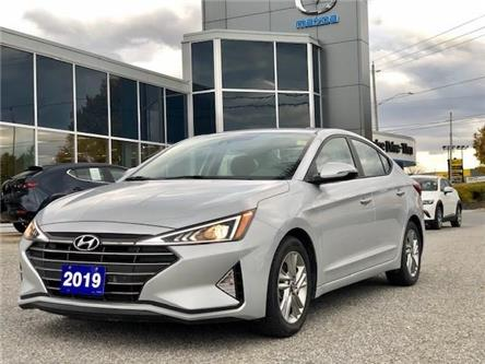 2019 Hyundai Elantra Preferred (Stk: M2682) in Gloucester - Image 1 of 15