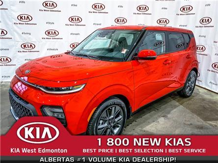 2020 Kia Soul EX+ (Stk: 21804) in Edmonton - Image 1 of 35