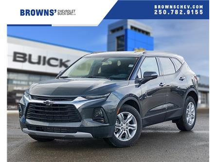 2020 Chevrolet Blazer LT (Stk: T20-871) in Dawson Creek - Image 1 of 17