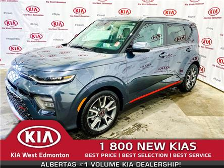 2020 Kia Soul GT-Line Limited (Stk: 21834) in Edmonton - Image 1 of 41