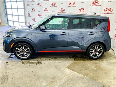 2020 Kia Soul GT-Line Limited (Stk: 21834) in Edmonton - Image 2 of 41