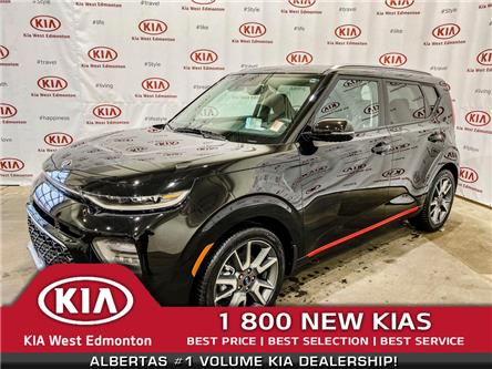 2020 Kia Soul GT-Line Limited (Stk: 21879) in Edmonton - Image 1 of 43