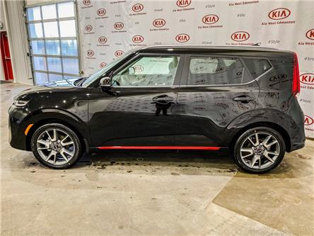 2020 Kia Soul GT-Line Limited (Stk: 21879) in Edmonton - Image 2 of 43