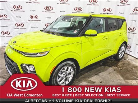 2020 Kia Soul EX (Stk: 21918) in Edmonton - Image 1 of 32