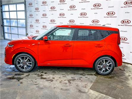 2020 Kia Soul GT-Line Limited (Stk: 21921) in Edmonton - Image 2 of 39