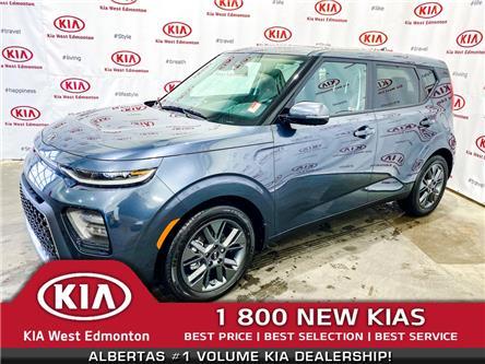 2020 Kia Soul EX+ (Stk: 21916) in Edmonton - Image 1 of 32