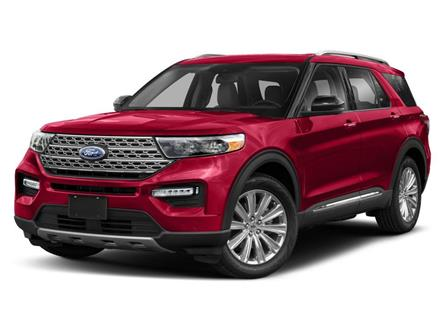 2020 Ford Explorer XLT (Stk: XC020) in Sault Ste. Marie - Image 1 of 9