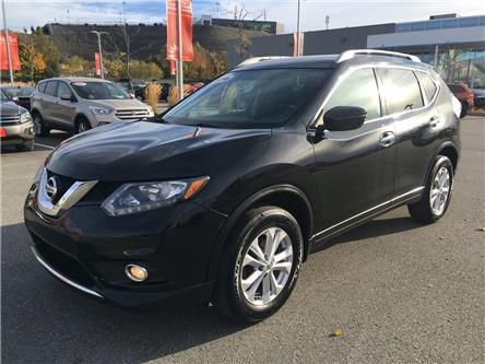 2016 Nissan Rogue SV (Stk: P818243) in Saint John - Image 1 of 37