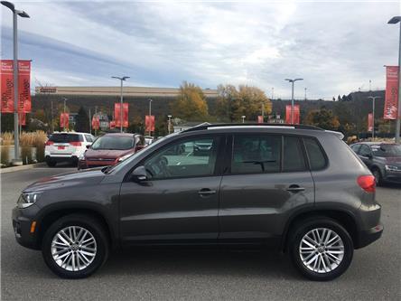 2016 Volkswagen Tiguan Comfortline (Stk: P614179) in Saint John - Image 2 of 37
