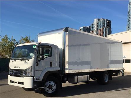 2018 Isuzu FTR 2018 Isuzu FTR  W/26' Body & Tailgate Loader! (Stk: STI85103) in Toronto - Image 2 of 19