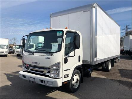 2019 Isuzu NRR New 2019 Isuzu W/20' Body & Tailgate Loader (Stk: STI95043) in Toronto - Image 1 of 13