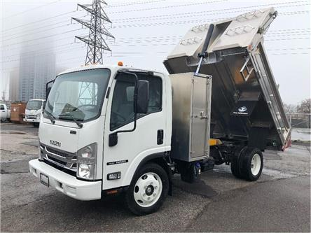 2019 Isuzu NRR New 2019 Isuzu With Dump & Limited Slip Rear Axle (Stk: DTI95047) in Toronto - Image 1 of 16