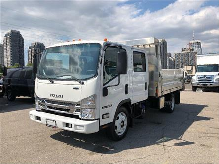 2020 Isuzu NRR New 2020 Isuzu NRR Crew-Cab With Dump!!! (Stk: DTI20021) in Toronto - Image 1 of 21