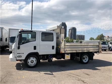 2020 Isuzu NRR New 2020 Isuzu NRR Crew-Cab With Dump!!! (Stk: DTI20021) in Toronto - Image 2 of 21
