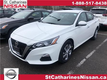 2019 Nissan Altima 2.5 S (Stk: AL19006) in St. Catharines - Image 1 of 5