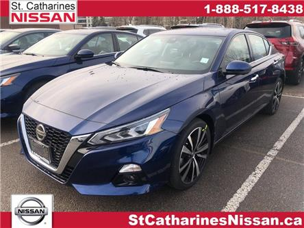 2019 Nissan Altima 2.5 Platinum (Stk: AL19011) in St. Catharines - Image 1 of 5