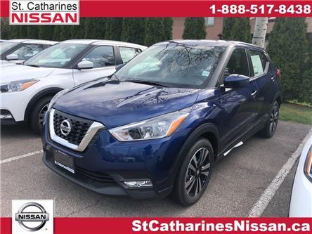 2019 Nissan Kicks SV (Stk: KI19037) in St. Catharines - Image 1 of 5