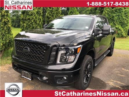 2019 Nissan Titan  (Stk: TI19006) in St. Catharines - Image 1 of 5