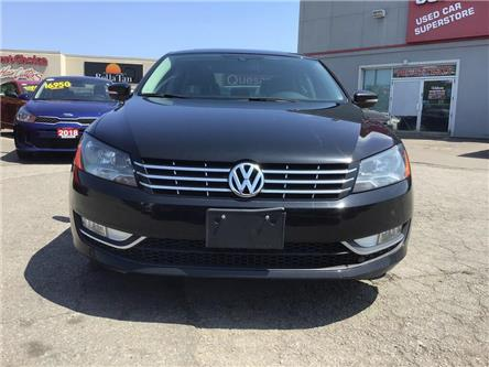 2015 Volkswagen Passat 2.0 TDI Highline | TINT |BU CAM| MEM SEAT|SUNROOF (Stk: P12389) in Georgetown - Image 2 of 27
