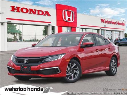 2019 Honda Civic EX (Stk: H6380) in Waterloo - Image 1 of 23
