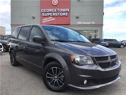 2018 Dodge Grand Caravan GT | LEATHER | PWR DOORS | CAM | HTD WHL/STS | (Stk: DR588) in Georgetown - Image 2 of 28