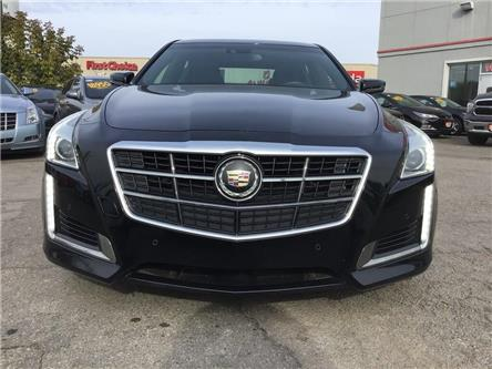 2014 Cadillac CTS 3.6L Twin Turbo Vsport | NAVI | ROOF | BOSE | CAM (Stk: P12688) in Georgetown - Image 2 of 31