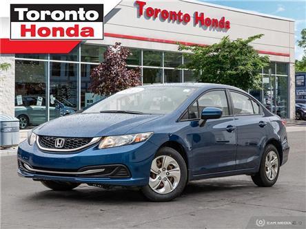 2014 Honda Civic Sedan LX (Stk: 39546A) in Toronto - Image 1 of 27
