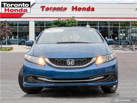 2014 Honda Civic Sedan LX (Stk: 39546A) in Toronto - Image 2 of 27