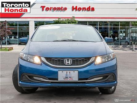 2014 Honda Civic Sedan LX (Stk: 39476) in Toronto - Image 2 of 28