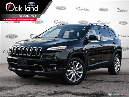 2014 Jeep Cherokee Limited (Stk: P5757) in Oakville - Image 1 of 27