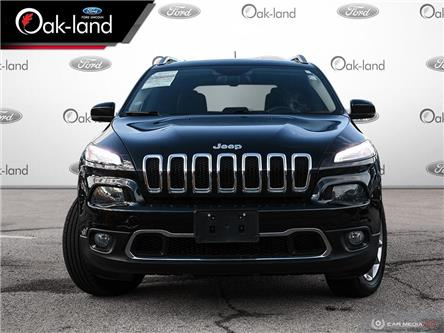 2014 Jeep Cherokee Limited (Stk: P5757) in Oakville - Image 2 of 27