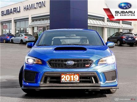 2019 Subaru WRX STI Sport-tech w/Wing (Stk: S7071) in Hamilton - Image 2 of 24