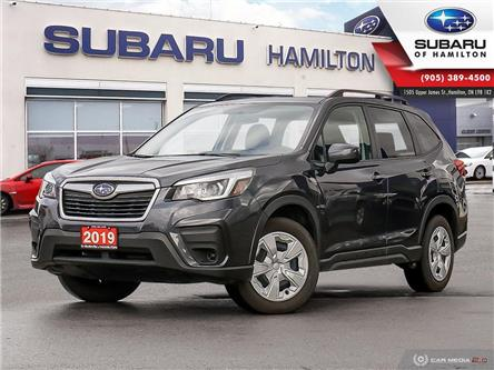 2019 Subaru Forester 2.5i (Stk: S7523) in Hamilton - Image 1 of 25