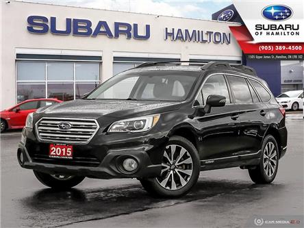 2015 Subaru Outback 2.5i Limited Package (Stk: S7910A) in Hamilton - Image 1 of 27
