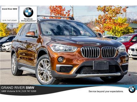 2017 BMW X1 xDrive28i (Stk: 34271A) in Kitchener - Image 1 of 21
