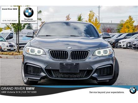 2016 BMW 228i xDrive (Stk: PW4991A) in Kitchener - Image 2 of 22