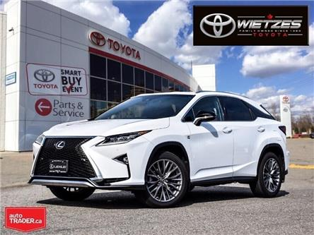 2019 Lexus RX 350 Base (Stk: U2871) in Vaughan - Image 1 of 30