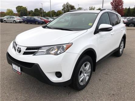 2015 Toyota RAV4 LE (Stk: U2923) in Vaughan - Image 1 of 23