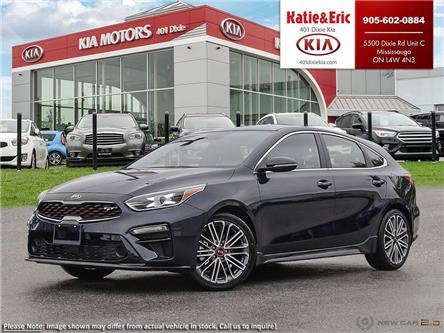 2020 Kia Forte5 GT Limited (Stk: FO20037) in Mississauga - Image 1 of 23