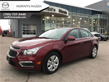 2015 Chevrolet Cruze 1LT (Stk: P7642A) in Barrie - Image 1 of 22
