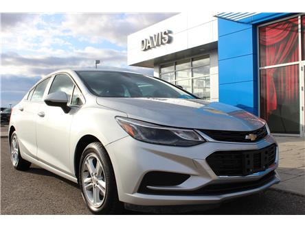 2018 Chevrolet Cruze LT Auto (Stk: 211152) in Claresholm - Image 1 of 19