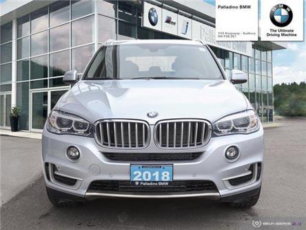 2018 BMW X5 xDrive35i (Stk: U0077) in Sudbury - Image 2 of 22