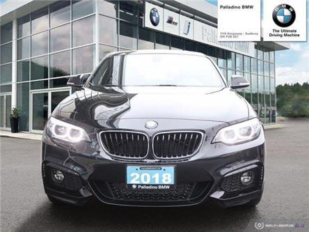 2018 BMW 230i xDrive (Stk: U0070) in Sudbury - Image 2 of 20