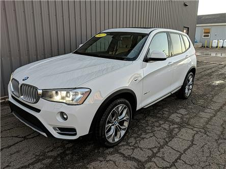 2017 BMW X3 xDrive28i (Stk: PRO0600) in Charlottetown - Image 1 of 22
