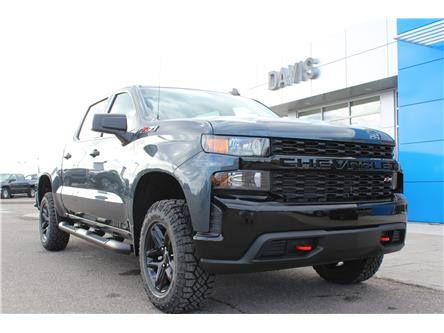 2020 Chevrolet Silverado 1500 Silverado Custom Trail Boss (Stk: 210548) in Claresholm - Image 1 of 23
